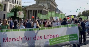 Thousands attend pro-life demonstration in Germany