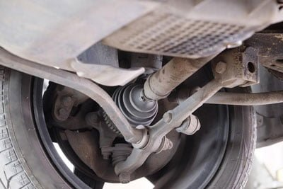 6 Common Bad CV Axle Symptoms with Solution and Replacement Cost
