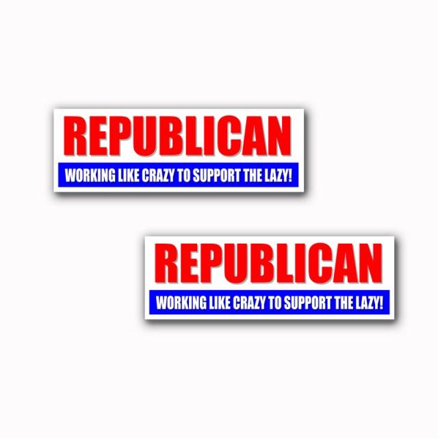 Republican Stickers