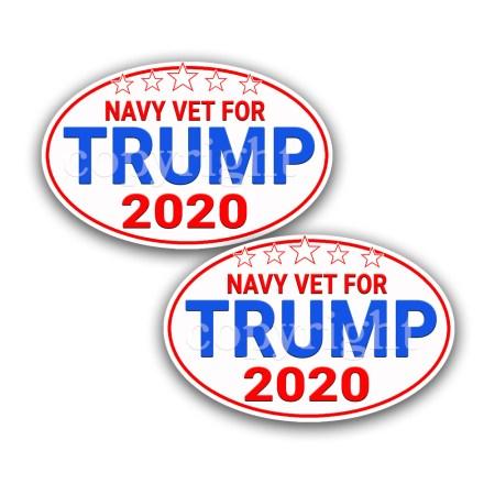 TRUMP 2020 Stickers 2 Pack 3