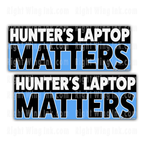 Hunters Laptop Matters 2