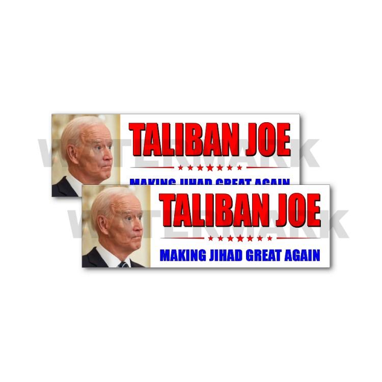 Taliban Joe Make Jihad Great Again