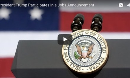 Foxconn Announcement From the White House