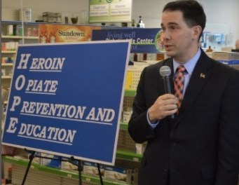 Walker Weekly Radio Address: More HOPE for the Fight Against Opioid Abuse