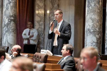 Kooyenga Says Not Ready to Give Up Military and Accounting Career for Senate Race