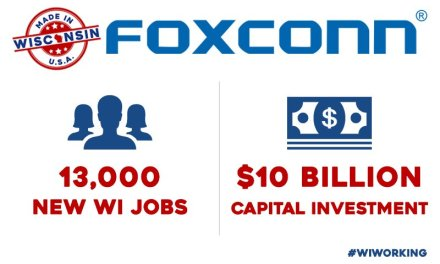 ​ From Construction Jobs To Cannabis, Foxconn Hearing Gauges Wisconsin's Hopes, Fears
