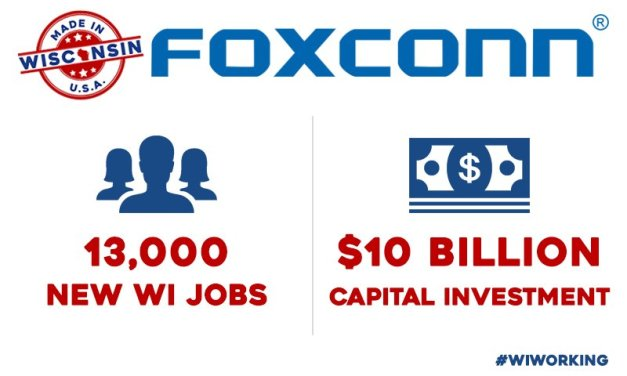 Hopes of Foxconn Failure Leads to Dem Embarrassment