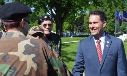 Walker Weekly Radio Address: Happy Veterans Day to Wisconsin's Heroes and Their Families