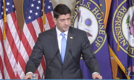 House Speaker Paul Ryan's Remarks on the Parkland, FL Shooting