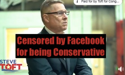 WI GOP House Candidate's Ads Disappear from Facebook