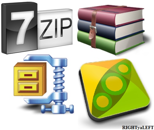 7zip and peazip sfx size differs