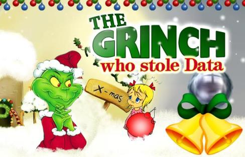 The grinch who stole data