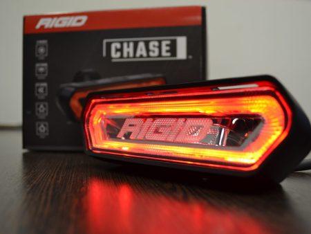 RIGID Chase с красной подсветкой