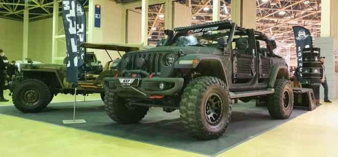 Jeep Custom Wrangler JL