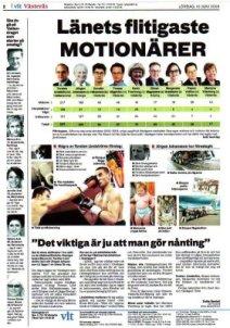 VLT den 10 juni 2006.