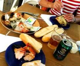 Seafood, simply the best at Bengts seafood café