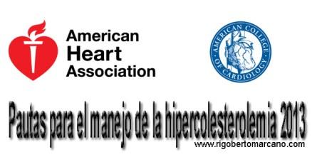 Pautas hipercolesterolemia
