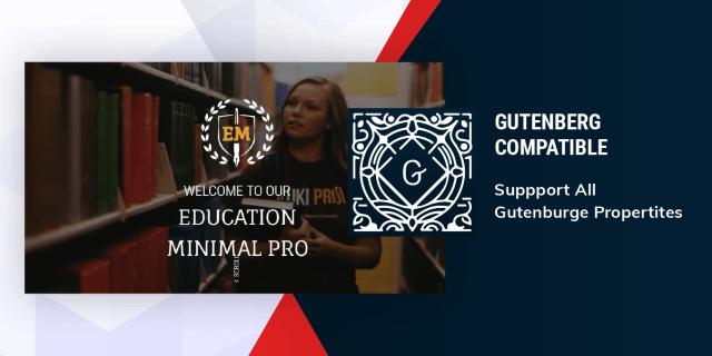 Gutenberg Compatible