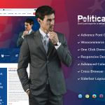 Political Era Pro – Premium Political WordPress Theme