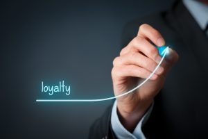 Receive customer loyalty by giving supplier loyalty, it will grow in your DNA