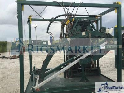 Hydra Rig Compact Skid Coiled tubing Unit 3 Units available