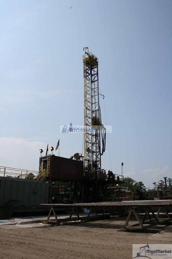Oilfield Rigs Drilling Super Singles