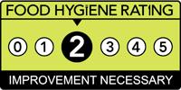 Food Hygiene Rating 2