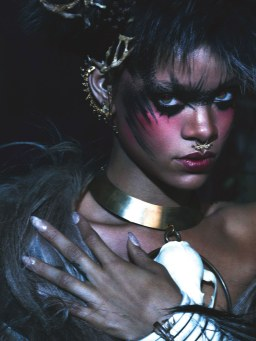 Rihanna for W Magazine 2014 Mert & Marcus