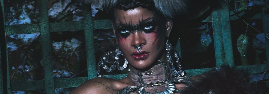 Rihanna for W Magazine – full photoshoot