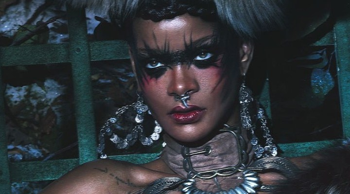 Rihanna for W Magazine – full photoshoot