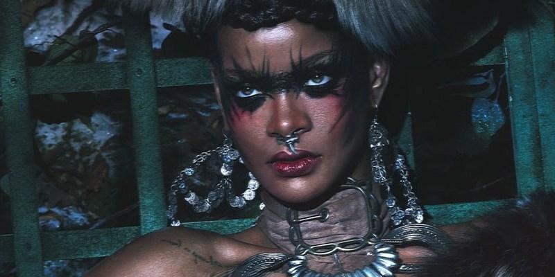 Rihanna for W Magazine - full photoshoot