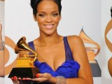 Throwback Thursday: Rihanna receives her first Grammy Award