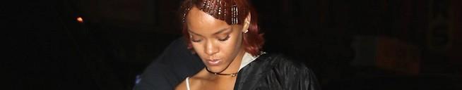 Rihanna at 'Game' nightclub