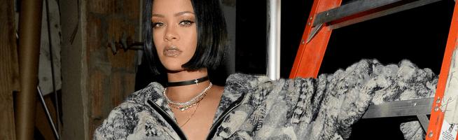 Rihanna says Fenty Puma range is for every girl