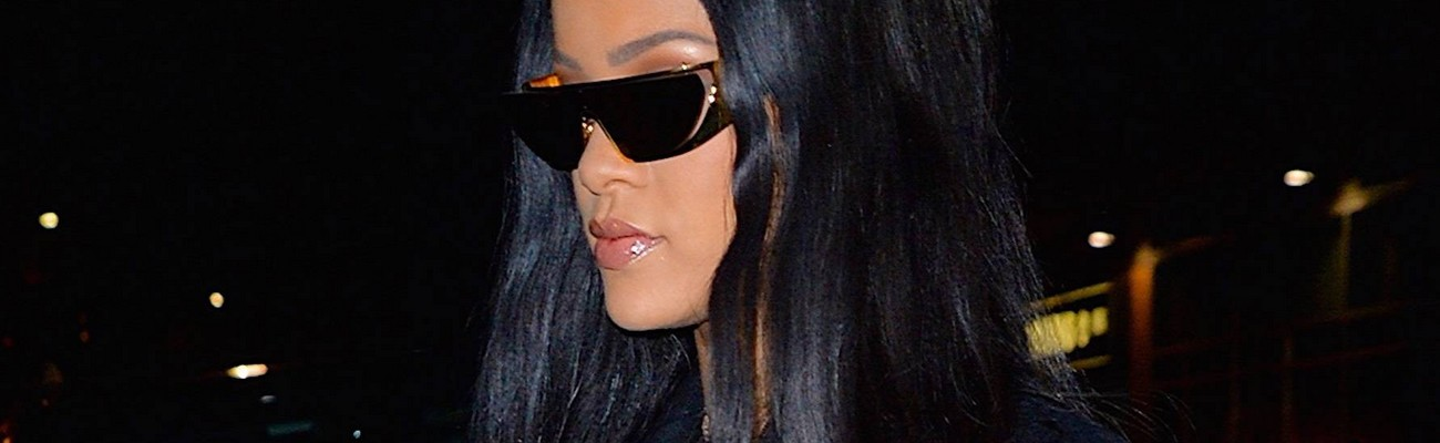 Rihanna out in New York on March 30, 2016