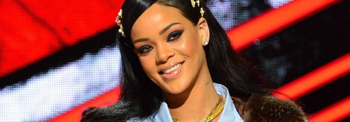 Rihanna attends Black Girls Rock! event