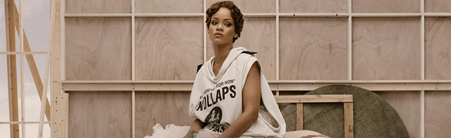 New Rihanna collection for Stance available NOW