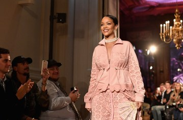 FENTY x PUMA by Rihanna : Runway - Paris Fashion Week Spring/Summer 2017