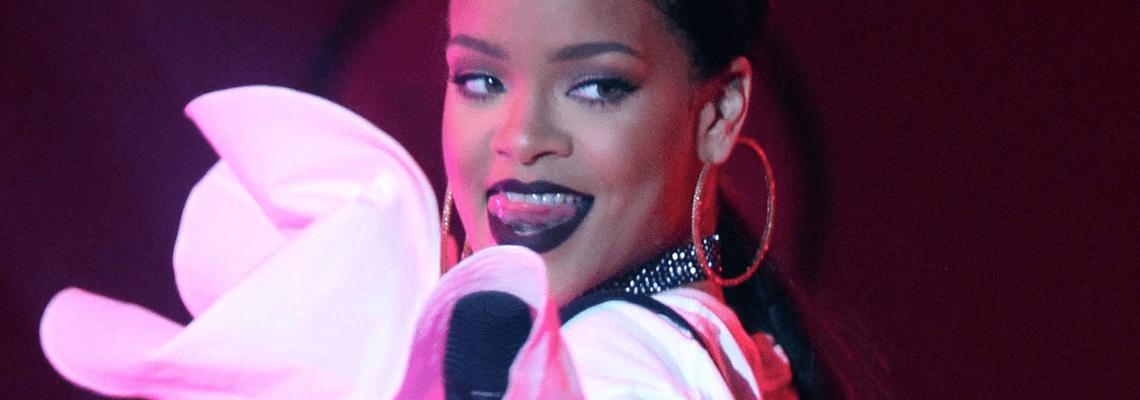 Rihanna rocks Global Citizen Festival