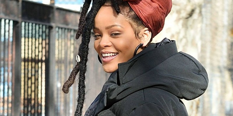Rihanna goes back to New York to film Ocean's Eight
