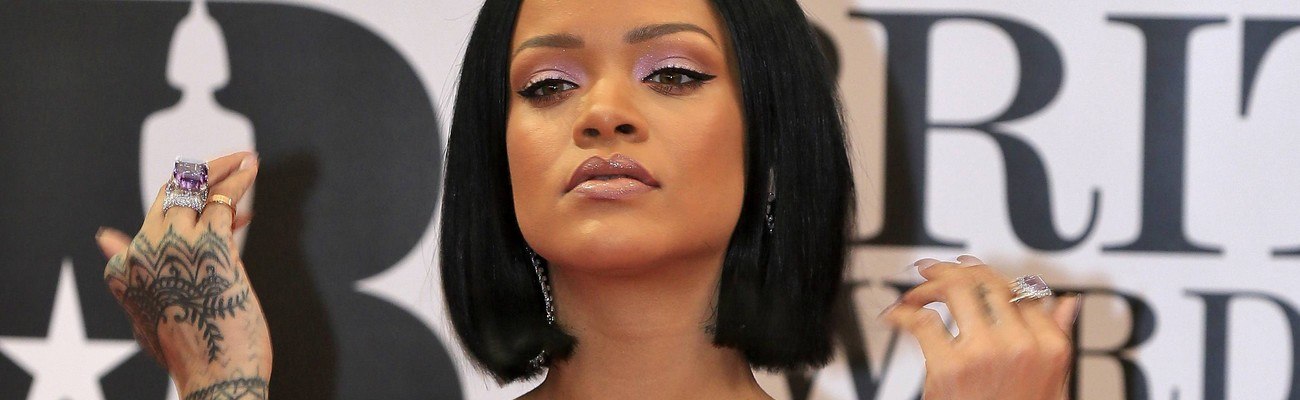 Rihanna is Spotify's most streamed female artist of 2016