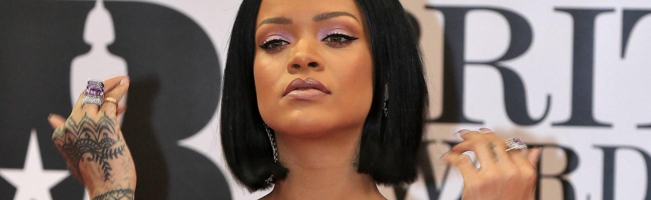 Rihanna scores 3 BRIT Awards nominations