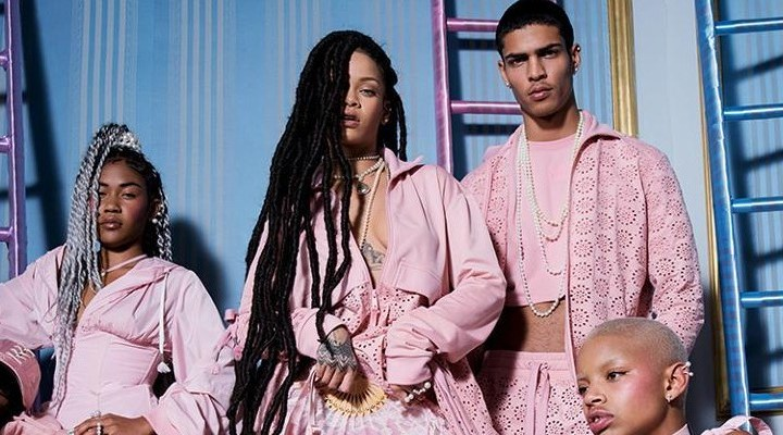 Second FENTYxPUMA collection pre-release drops March 9