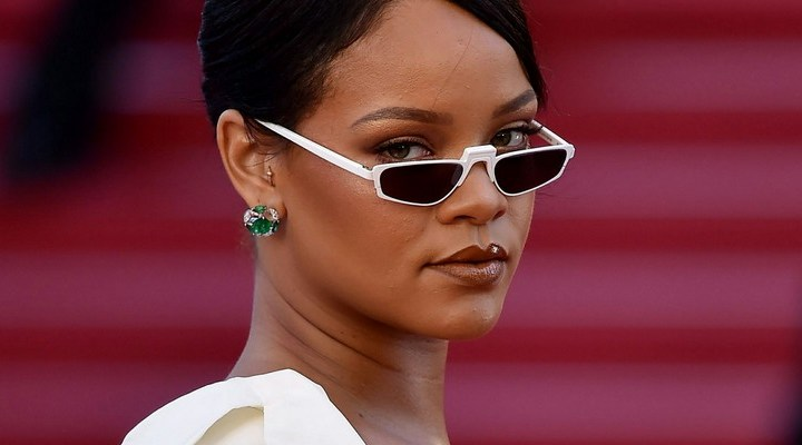 Rihanna attends Okja premiere in Cannes