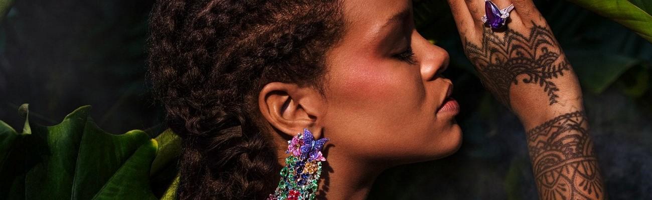 Rihanna loves Chopard