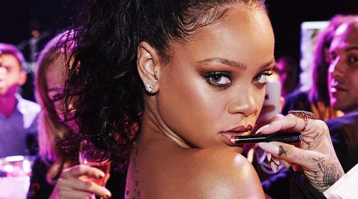 Rihanna unveils Galaxy – the holiday Fenty Beauty collection
