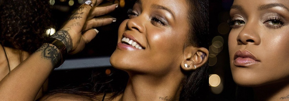 Get ready for Rihanna's Fenty Beauty Galaxy collection