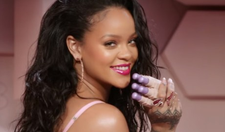 Live-created fan campaign for Fenty Beauty by Rihanna
