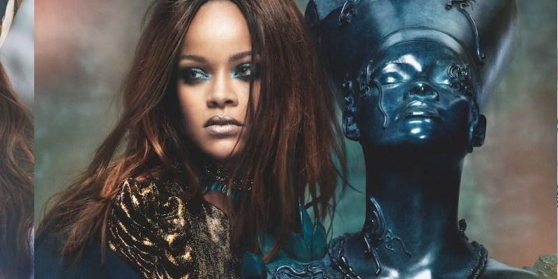 PHOTOSHOOT: Rihanna for Vogue Arabia