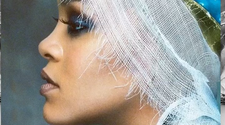 Preview: Rihanna for Vogue Arabia